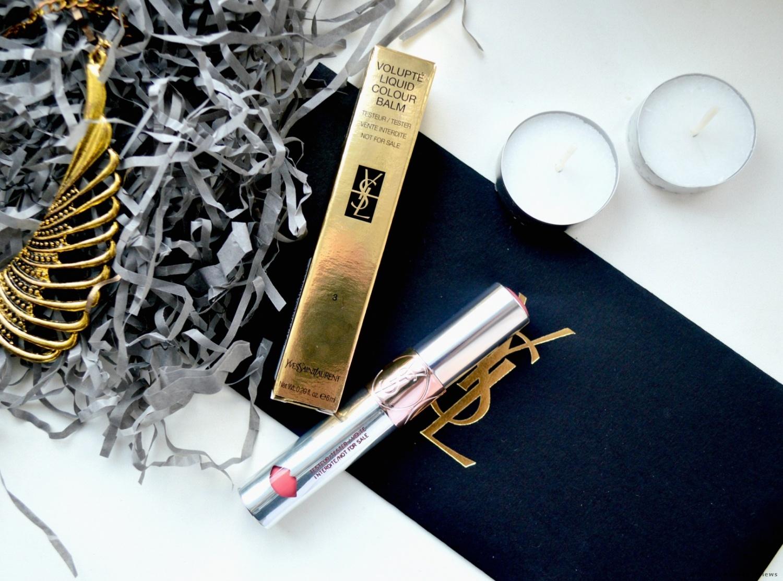 Yves Saint Laurent Volupté Liquid Colour Balm Lippenbalm - «🎀Ein ...