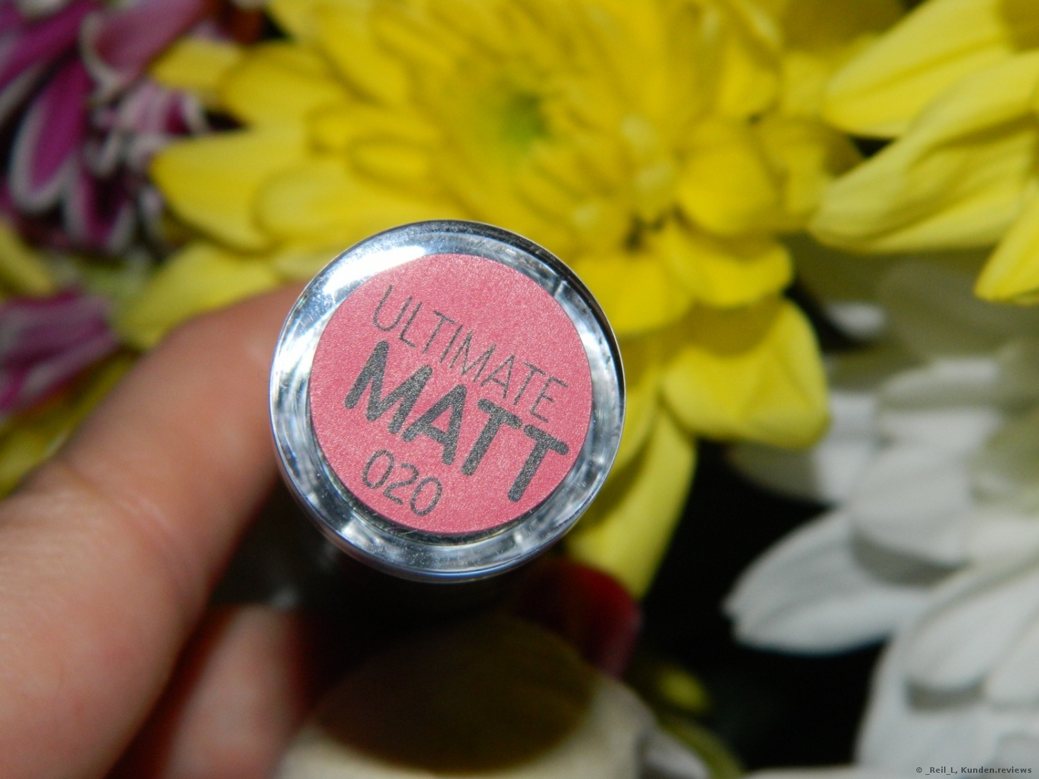 Catrice Ultimate Matt - 020 from rose with love