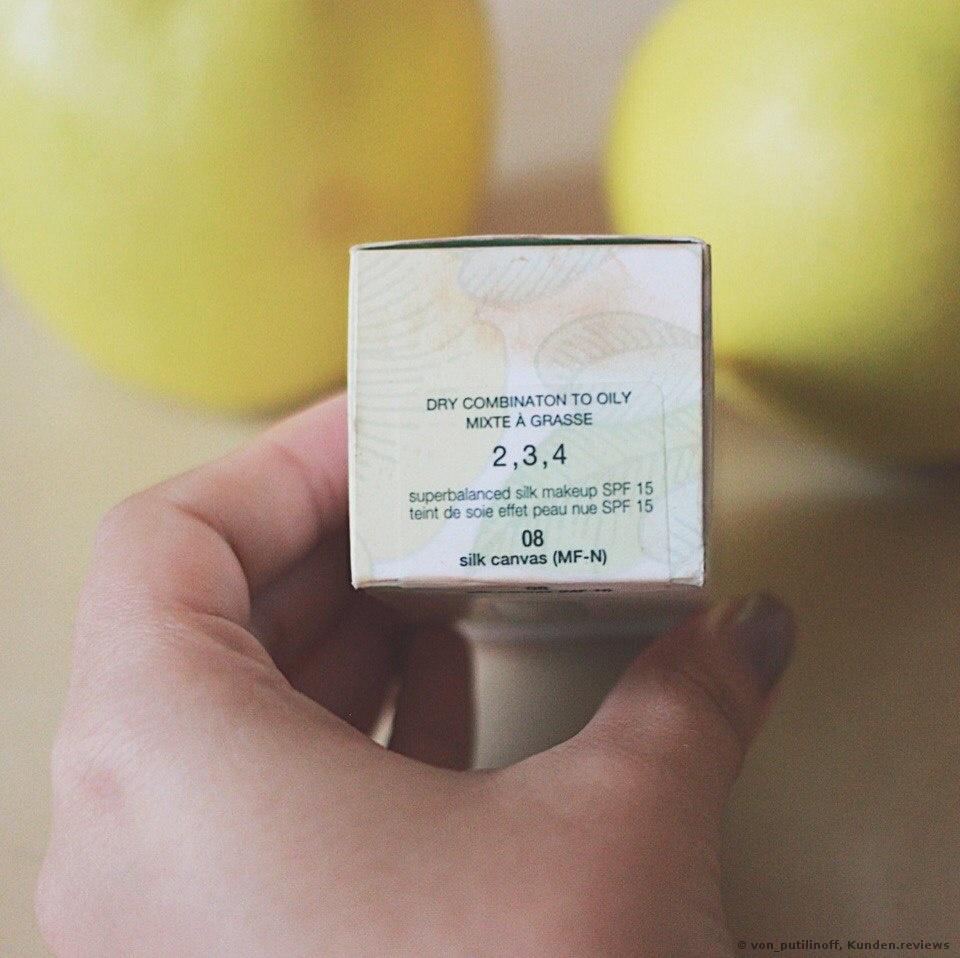 CLINIQUE Superbalanced Silk Makeup SPF15  Foundation Foto