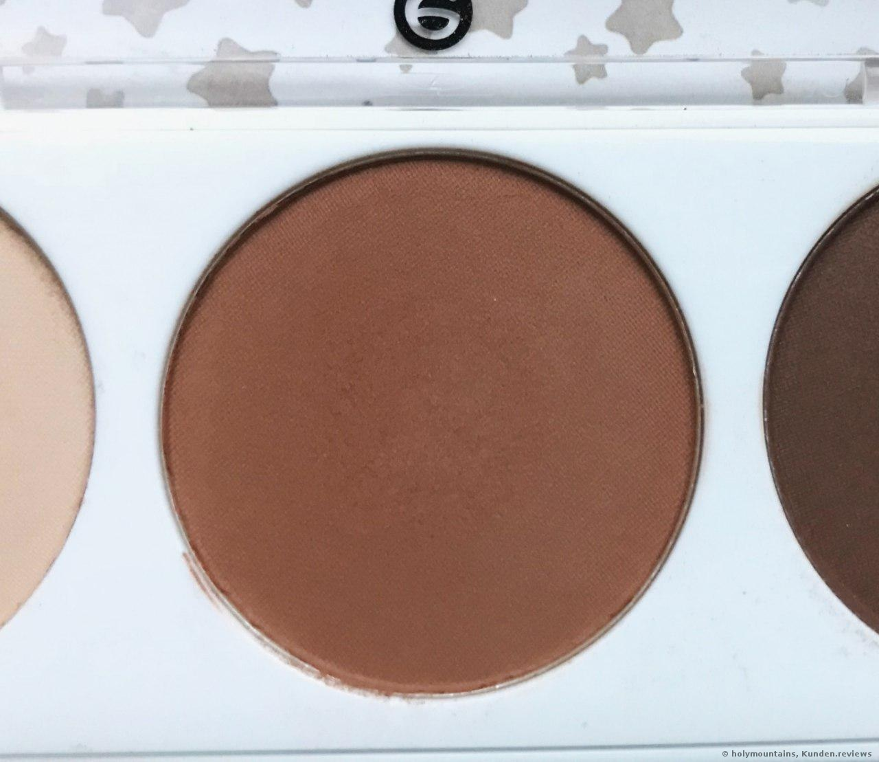 get picture ready! contouring palette multi 10 von essence