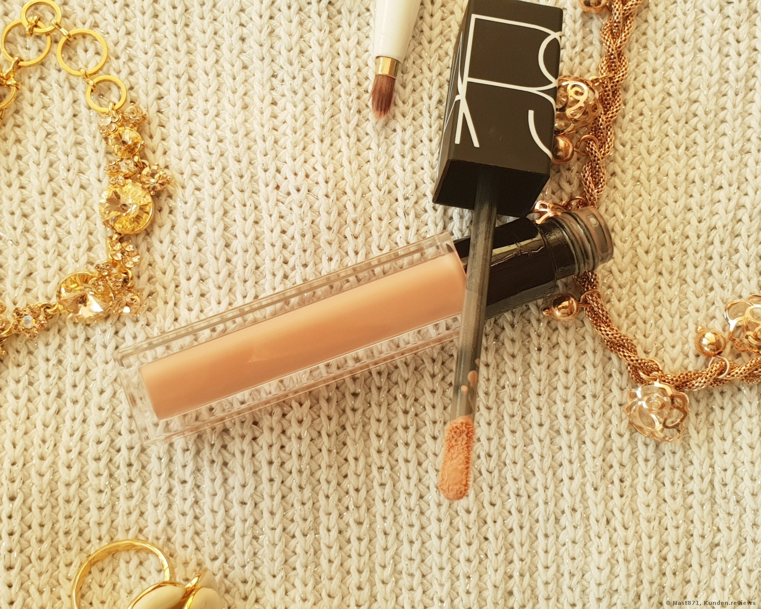 NARS Velvet Lip Glide Lippenstift