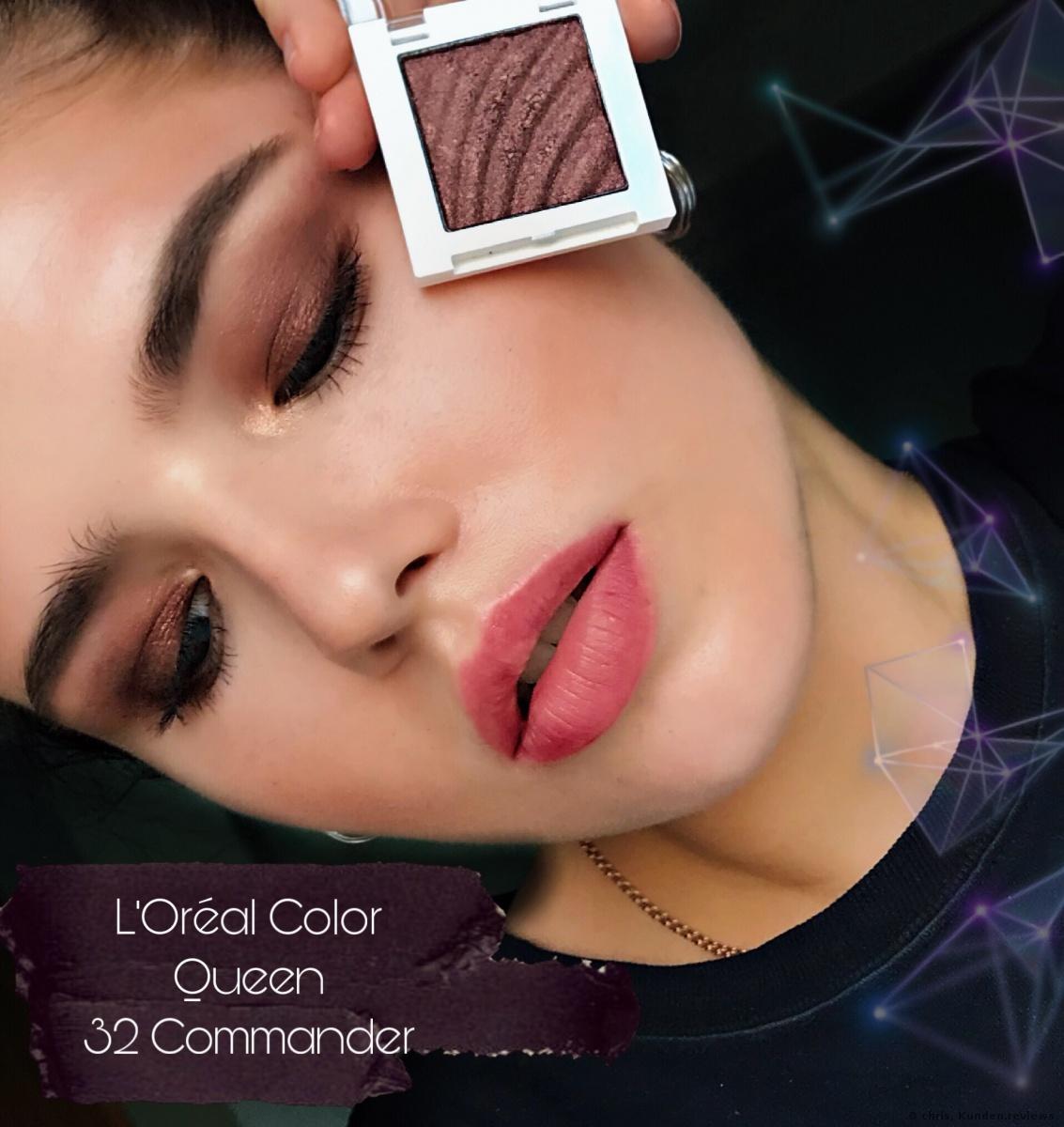 L'ORÉAL PARIS Color Queen Oil Shadow