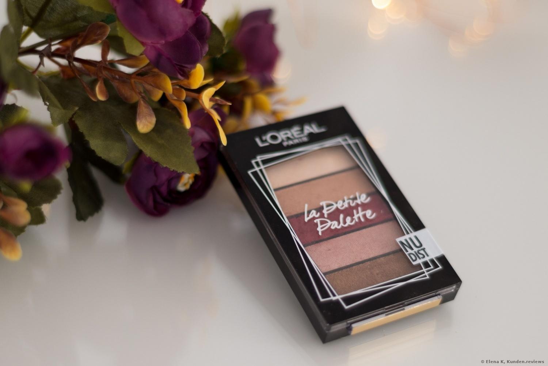 """L\'Oréal Paris La Petite Lidschatten - «- """"Kauf mich, kauf mich ..."""