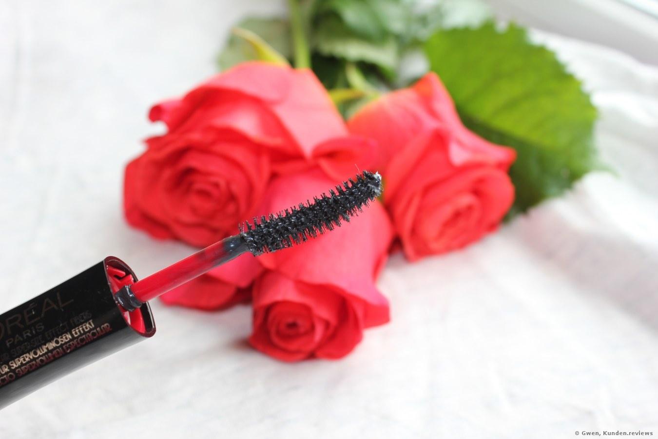L'Oreal False Lash Superstar Red Carpet Black Mascara Foto