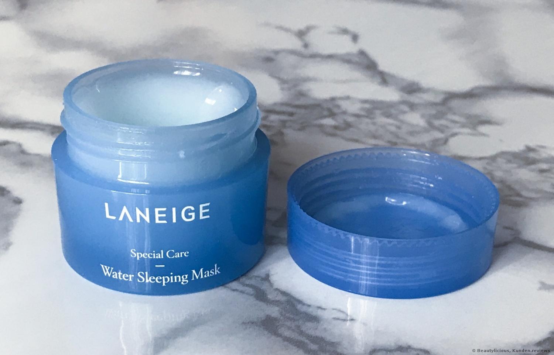 Laneige Water Sleeping Gesichtsmaske Foto