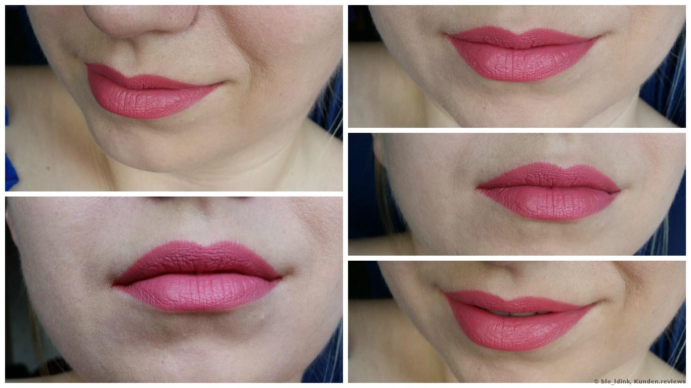 IsaDora Twist-up Matt Lips Lippenstift Foto