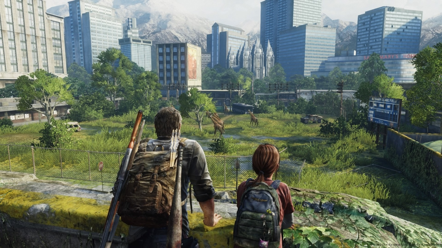 The Last Of Us Remastered [PlayStation 4] Foto