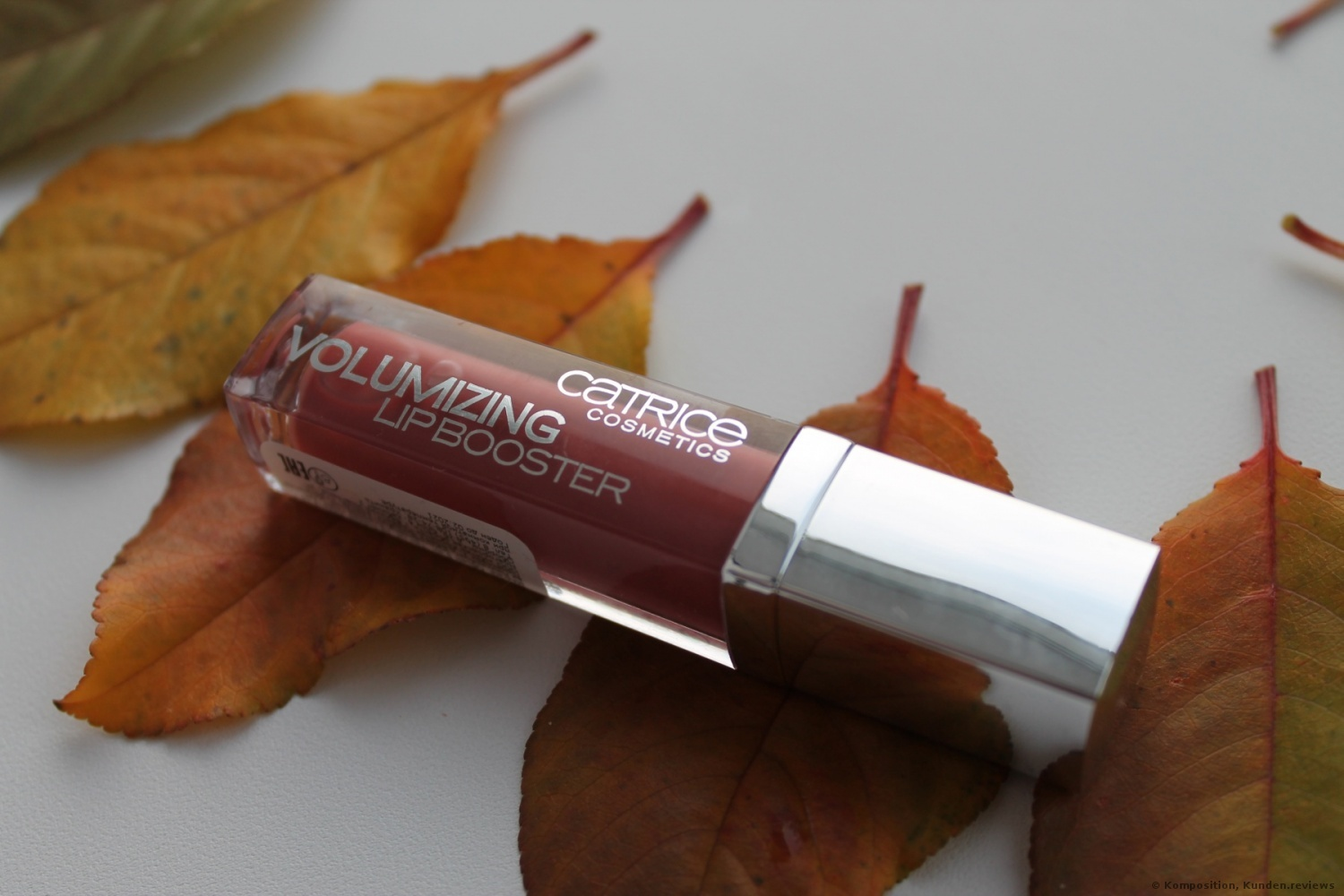 Catrice Volumizing Lip Booster - 040 NUTS ABOUT MARY