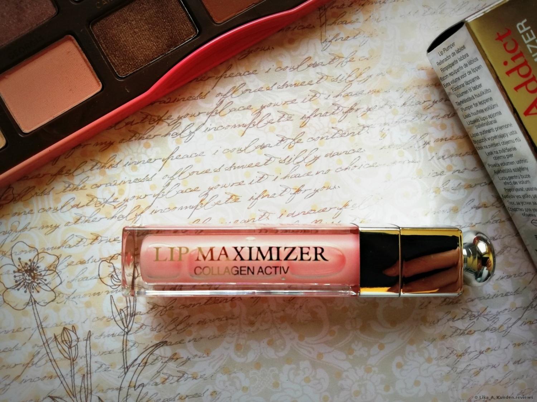 Dior Addict Lip Maximizer Lipgloss