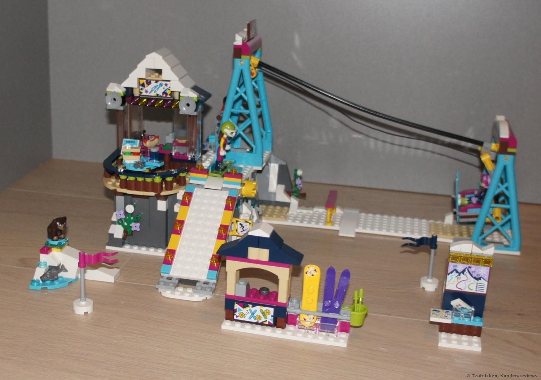 "Lego Friends Set ""Skilift im Wintersportort"""