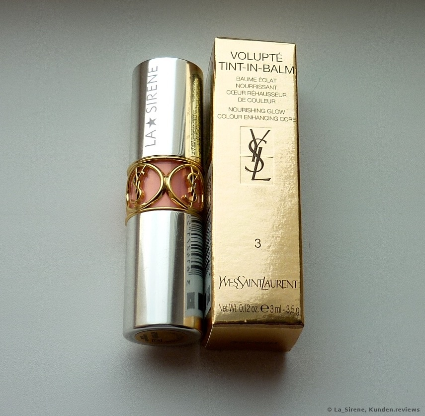 Yves Saint Laurent Volupté Tint in Balm Lippenstift Foto