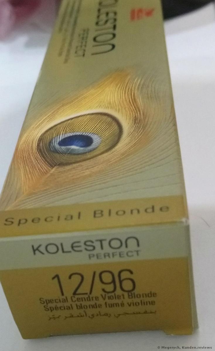 Wella Koleston Perfect Haarfarbe Foto