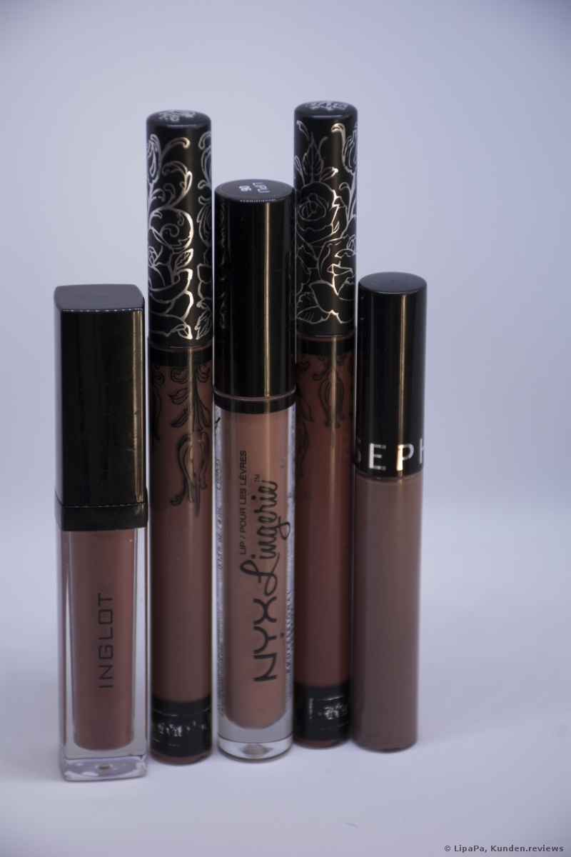 Kat Von D Everlasting Liquid Lipstick Lippenstift Foto