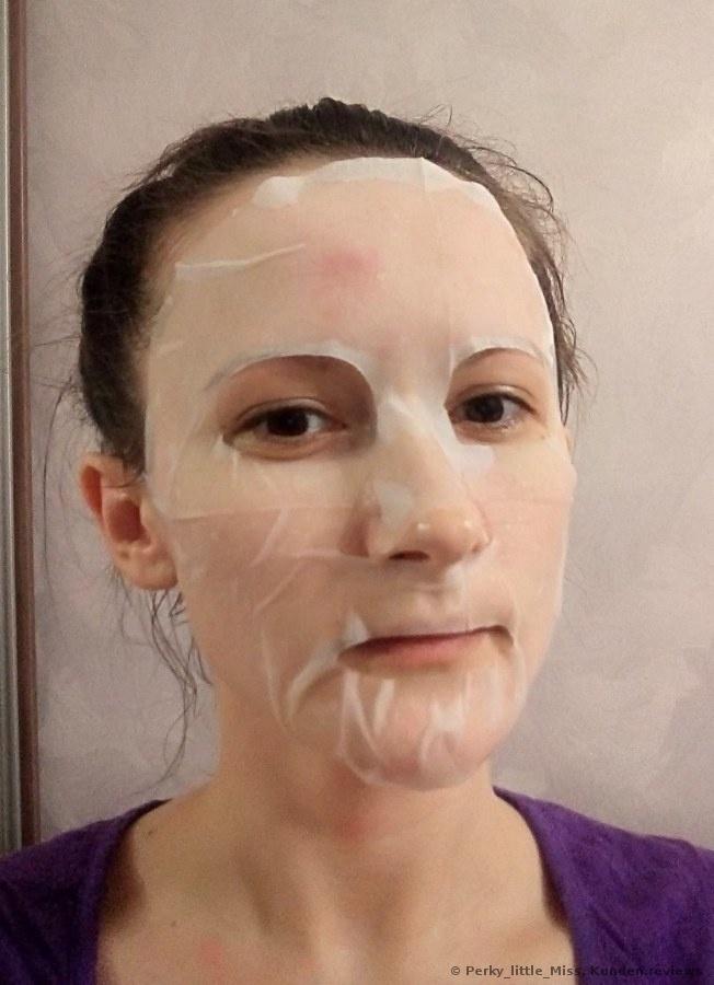 Tony Moly I´m Real Teatree Sheet-Mask Tuchmaske Foto
