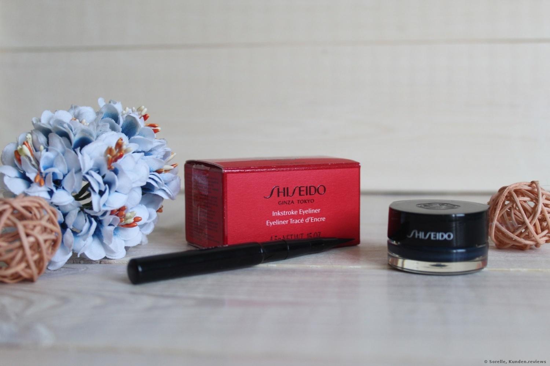 Shiseido Augen Inkstroke Eyeliner