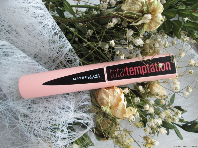Maybelline Total Temptation Mascara Foto