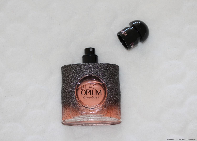 Yves Saint Laurent Black Opium Floral Shock Eau de Parfum (EdP)  Foto