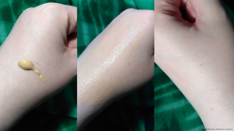 NYX #NOFILTER BLURRING Primer Foto
