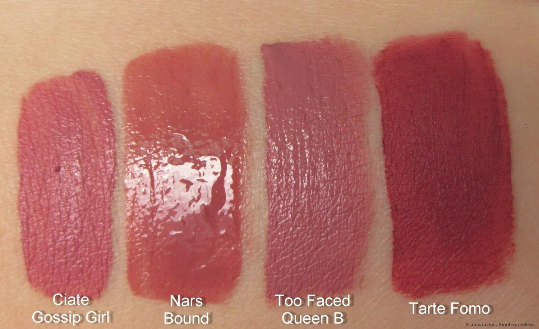 NARS Velvet Lip Glide Lippenstift # Bound