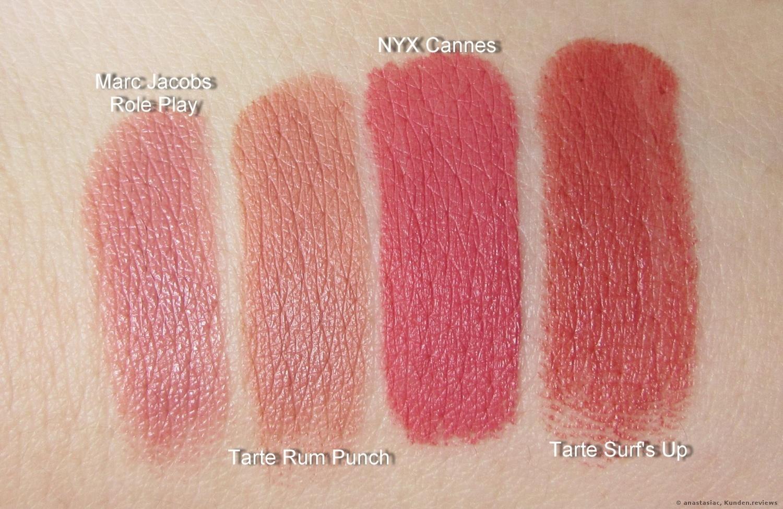Tarte Color Splash Hydrating Lippenstift Foto