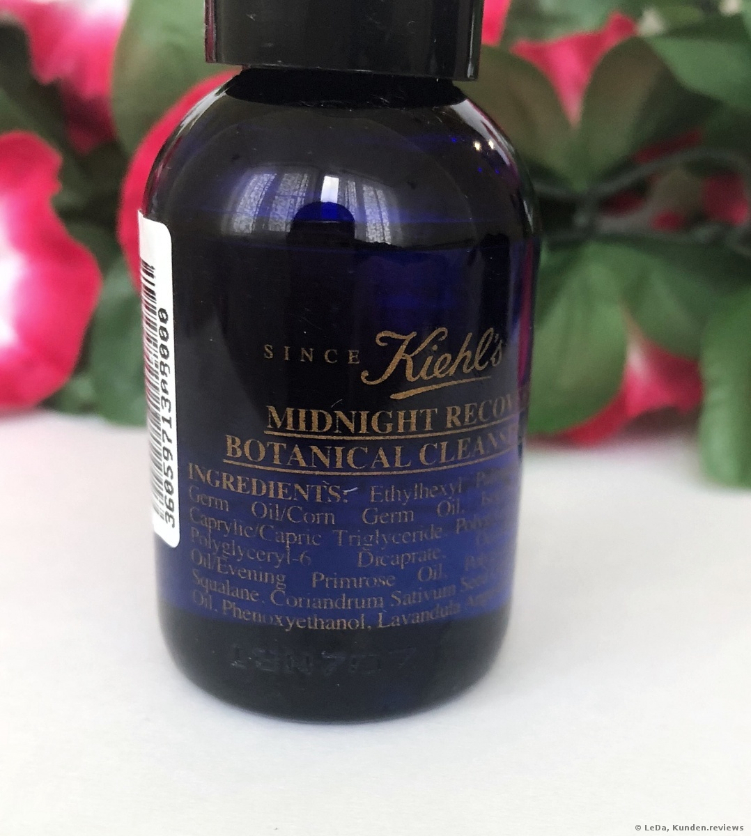 Reinigungsöl Midnight RecoveryBotanical Cleansing Oil von Kiehl´s