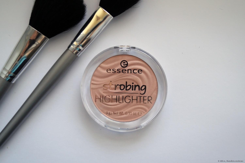 ESSENCE Strobing highlighter 10 let it glow!