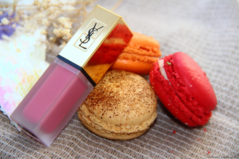 Yves Saint Laurent Tatouage Couture Lippenstift Foto