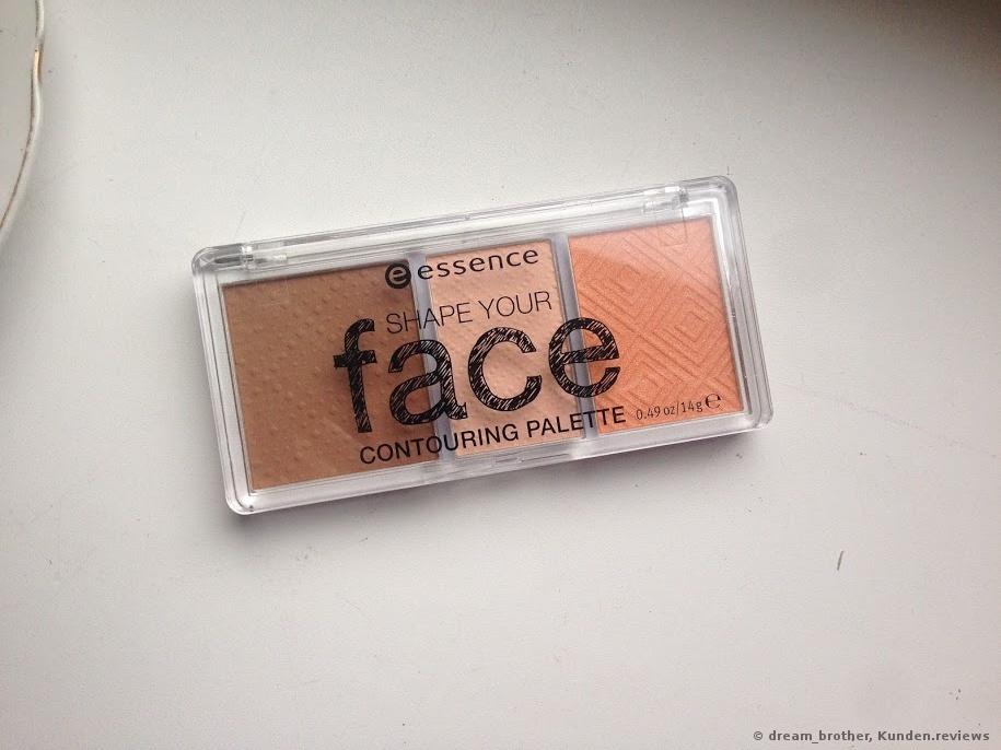 Essence Shape Your Face Contouring Palette - «Eine unklare Palette ...