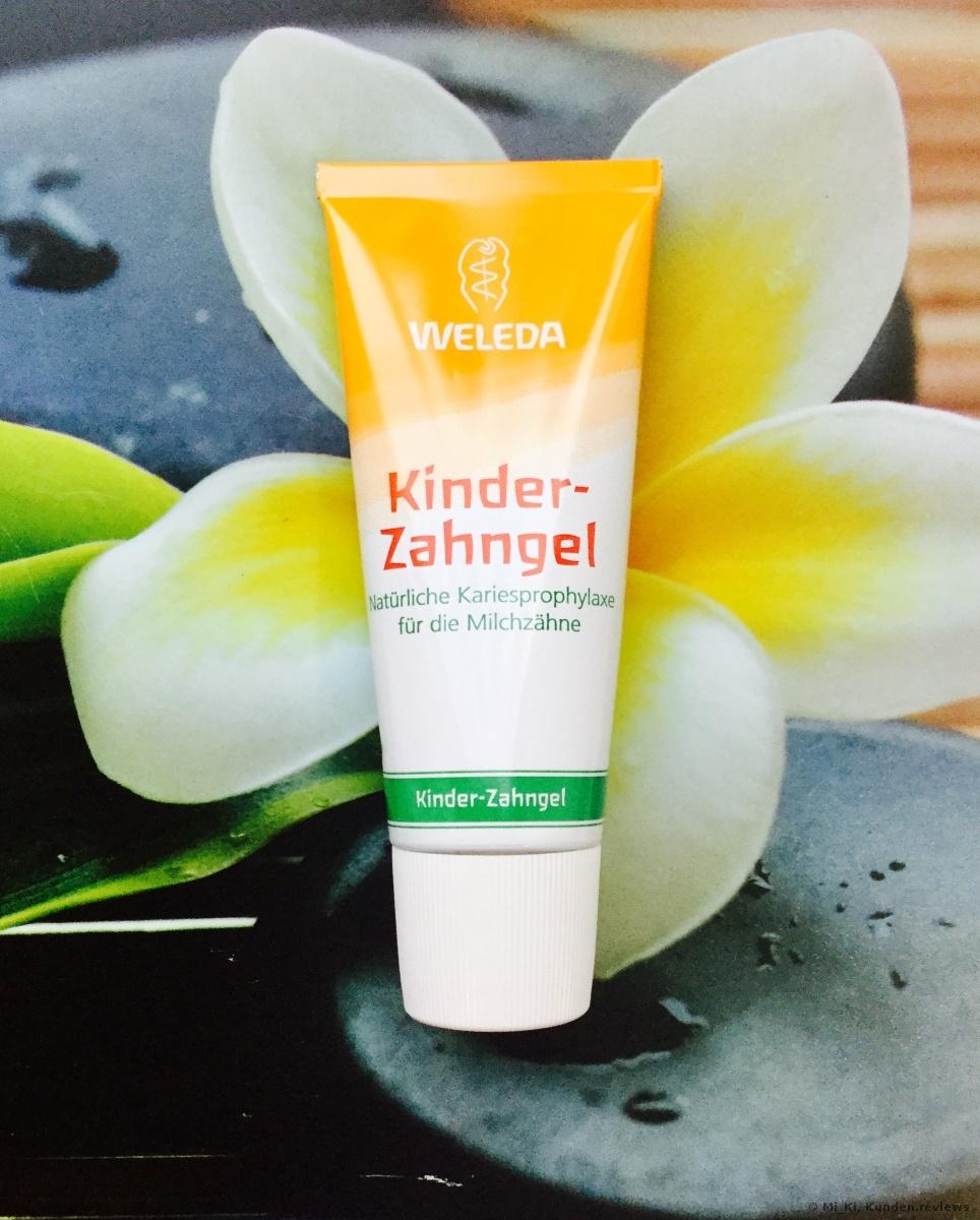 Weleda  Kinder-Zahngel Foto