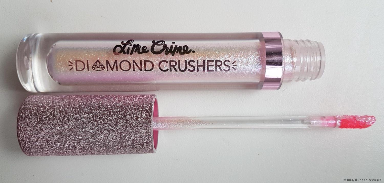 Lime Crime Diamond Crushers Lipgloss Foto