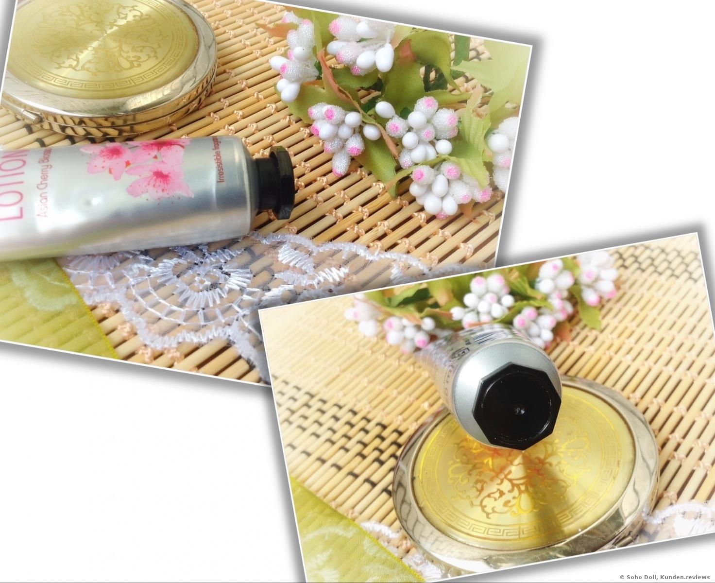 Cien Kirschblüte Handcreme