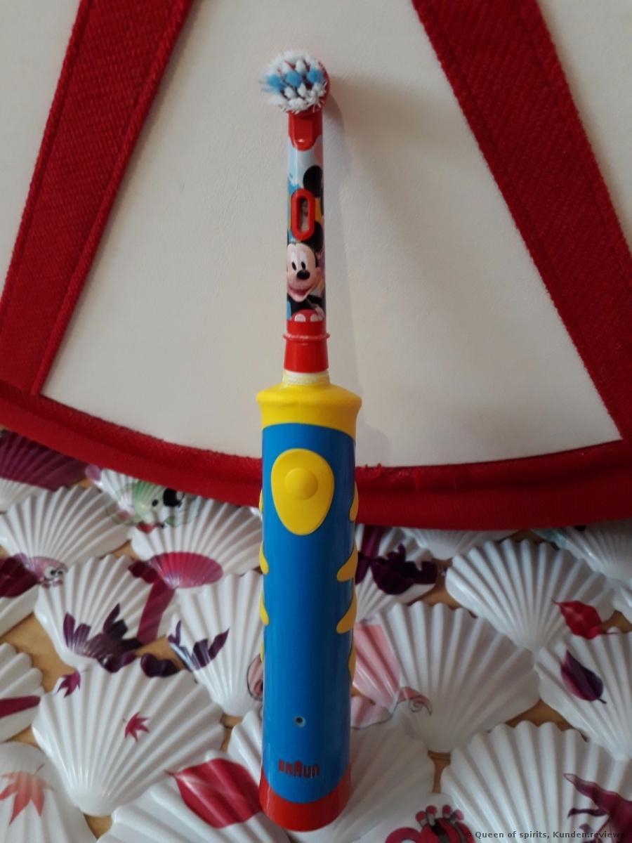 Oral-B Stages Power Kids Elektrische Kinderzahnbürste