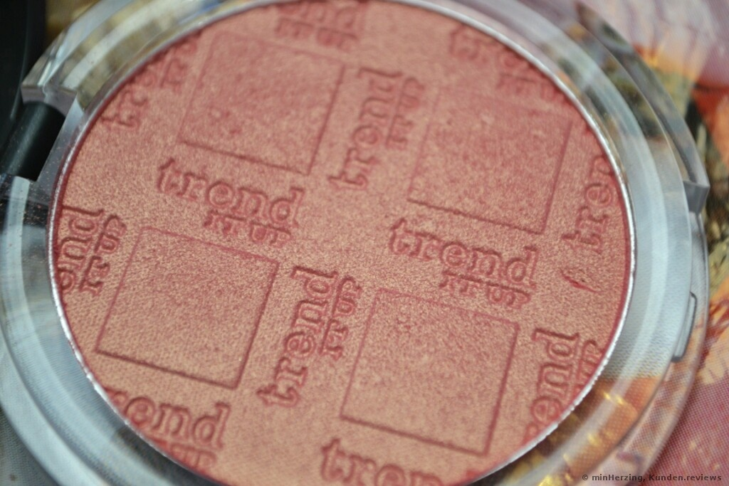 Trend it up Powder Blush 025