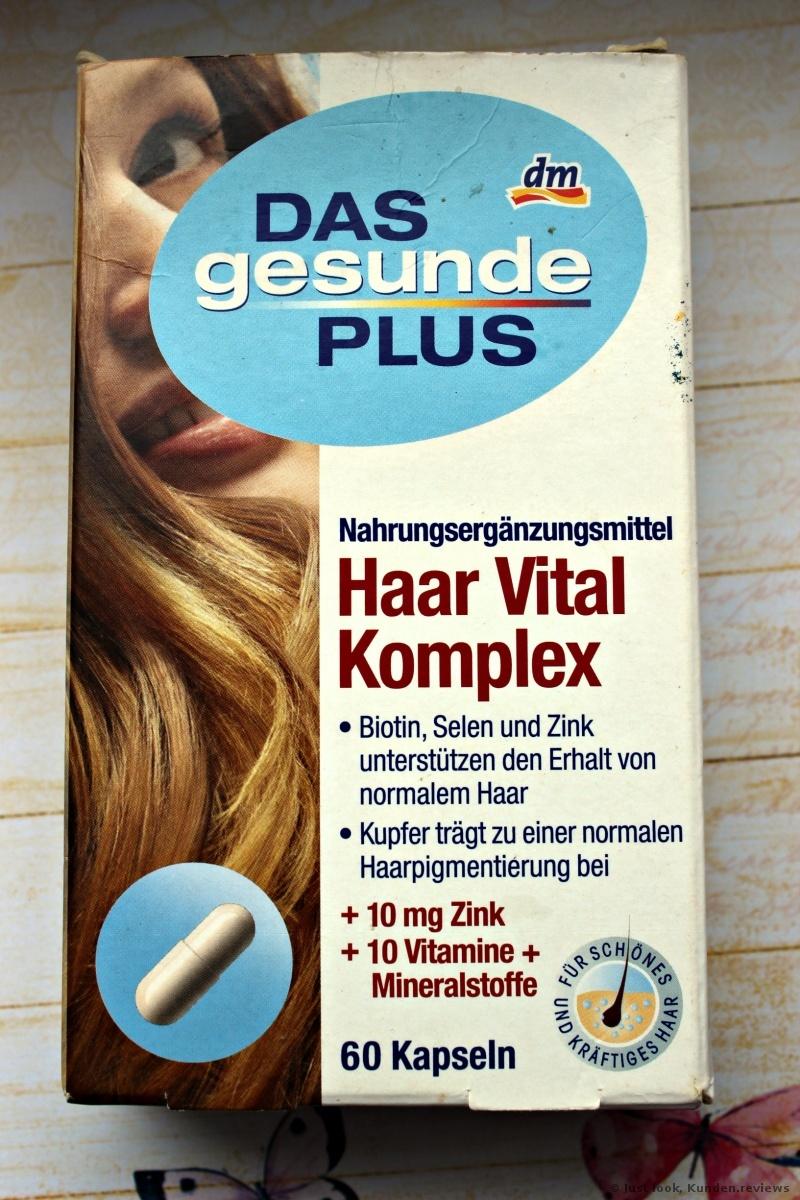 Das Gesunde Plus Haar Vital Komplex