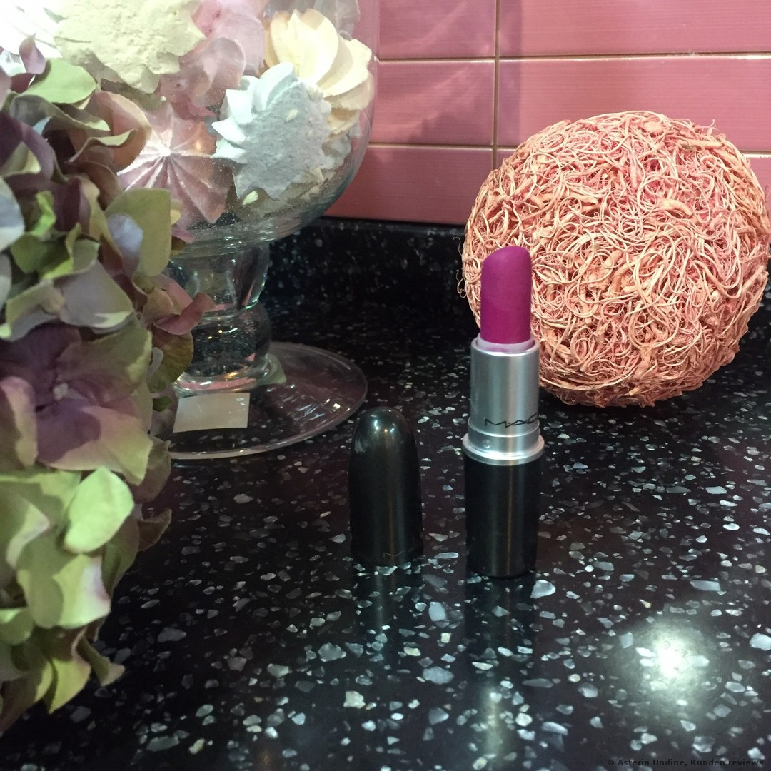 Matte Lipstick von MAC # retro matte