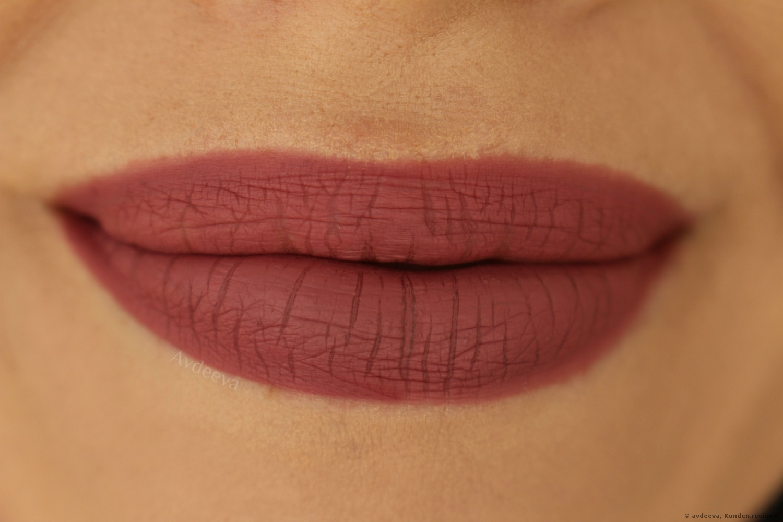 HUDA BEAUTY Liquid Matte Lipstick - Muse