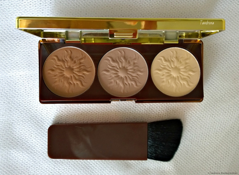 Bronze Booster Glow-Boosting Strobe and Contour Palette von Physicians Formula