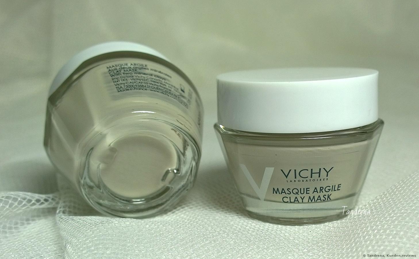 MINERAL-MASKE Porenverfeinernde Maske Vichy