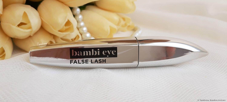 Mascara von L´Oreal False Lash Bambi Eye