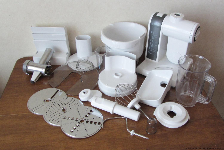 Bosch MUM 4880 Küchenmaschine - «Die beste Küchenmaschine Bosch MUM ...