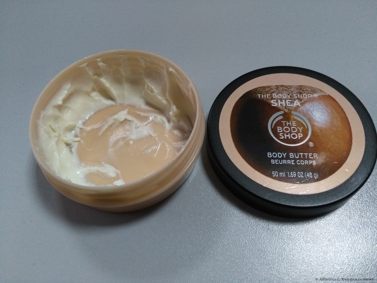 The Body Shop Shea Body-Butter