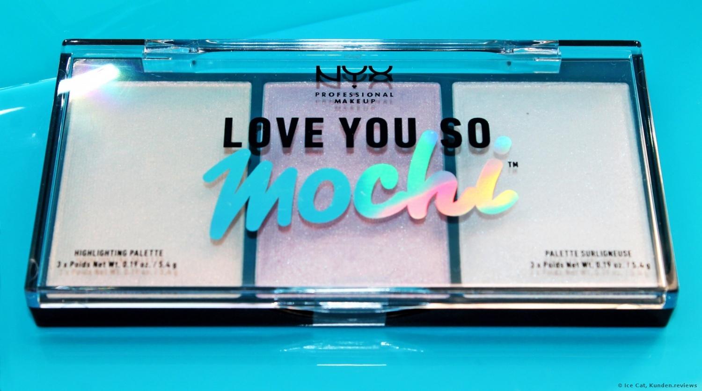 NYX Love You So Mochi Highlighter