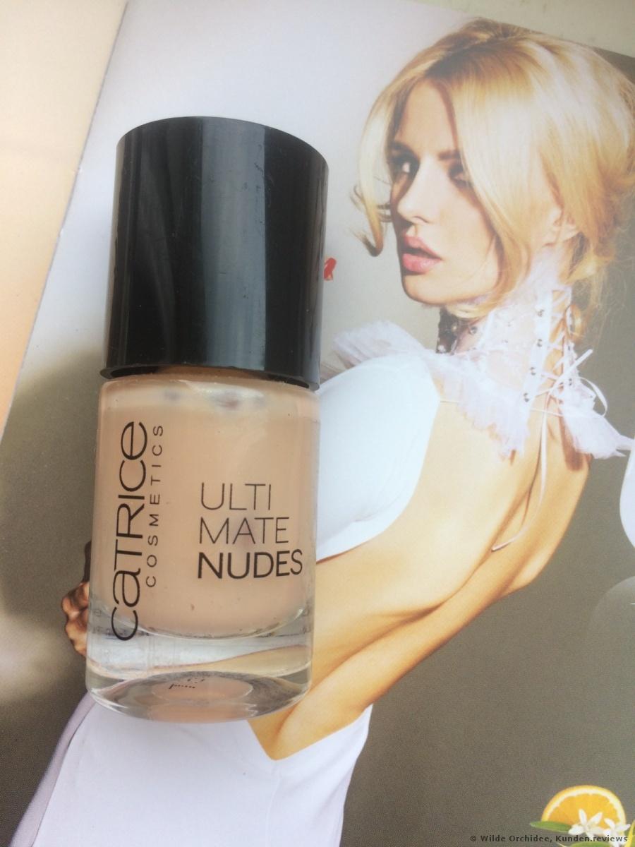 Catrice Ultimate Nudes -05 Bonjour Cherie