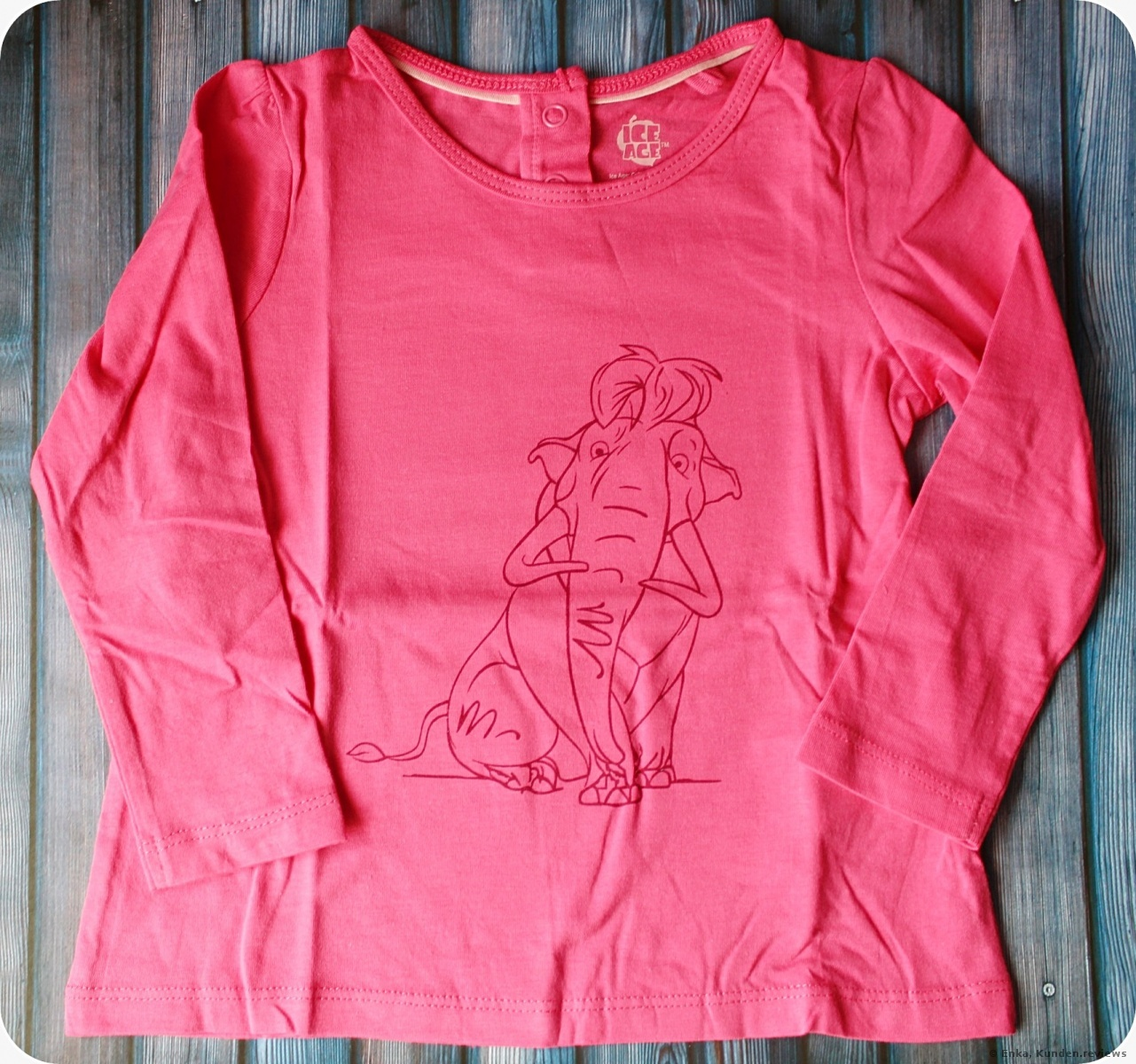 Lupilu Mädchen Langarmshirt