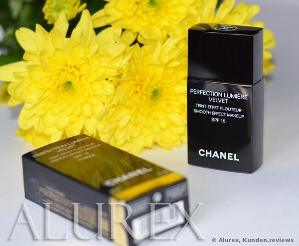Chanel PERFECTION LUMIÈRE VELVET  Foundation Foto