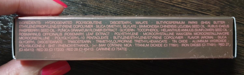 Nars Orgasm Oil-Infused Lip Tint