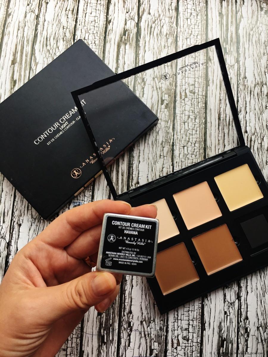 Anastasia Beverly Hills Cream Contour Kit Make-up Set Palette Foto