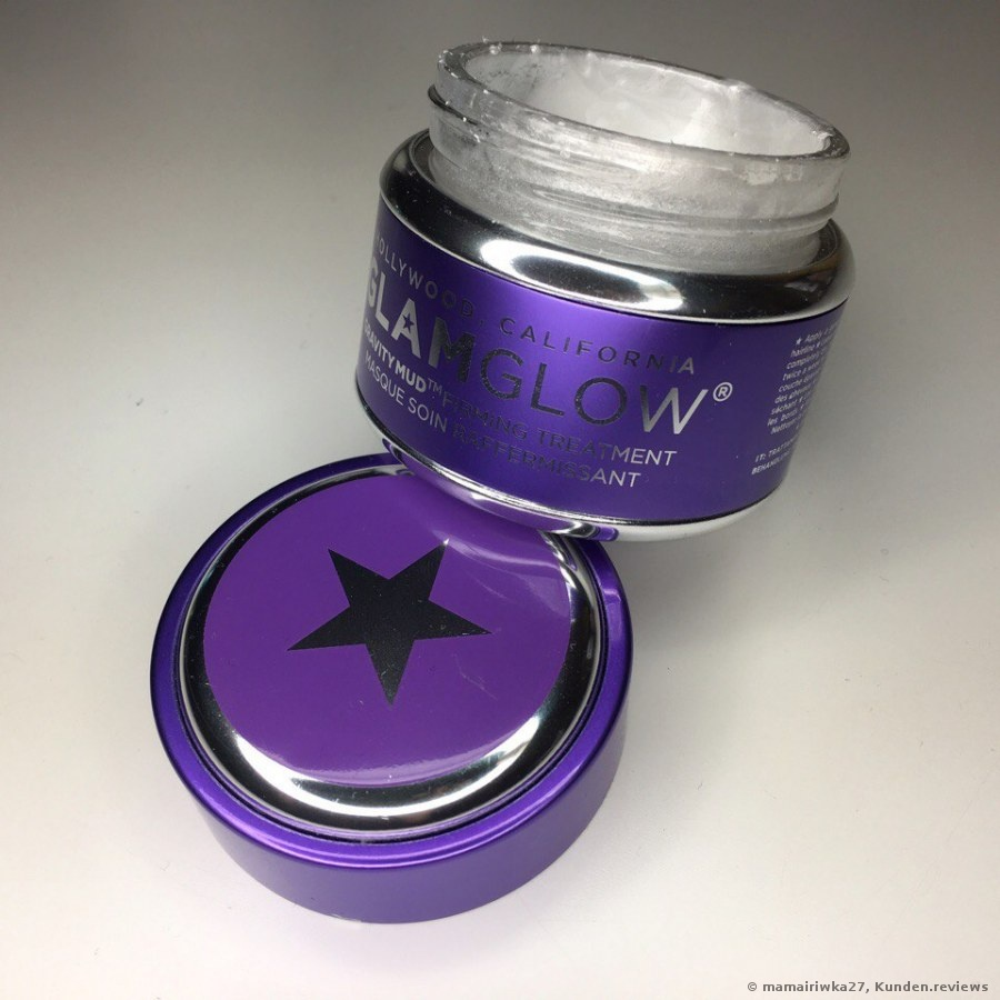 GlamGlow Gravitymud Firming Treatment Gesichtsmaske