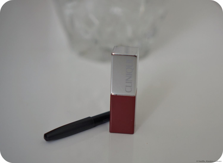 Clinique Pop Matte Lip Colour + Prime # Mocha Pop