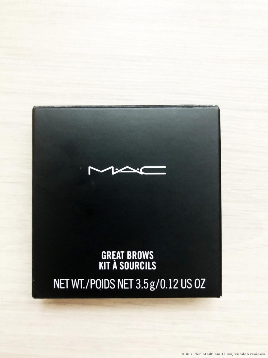MAC Great Brows Brauen Make-up Set